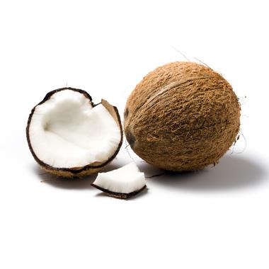 ココナッツオイル(椰子油)の写真